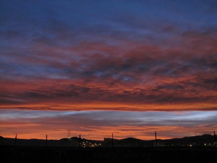 Crepúsculo de invierno