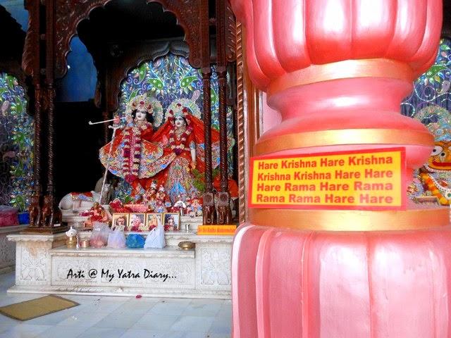 Hare Rama Hare Krishna ISKCON Temple, Hyderabad Abids, Andra Pradesh