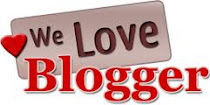 we love blogger.....
