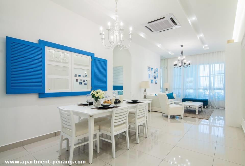 I Santorini Condominium Apartment Penang Com