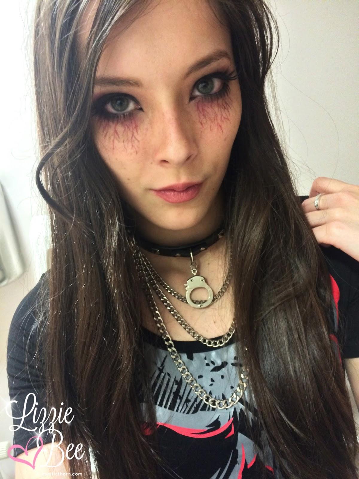 halloween selfie rokku