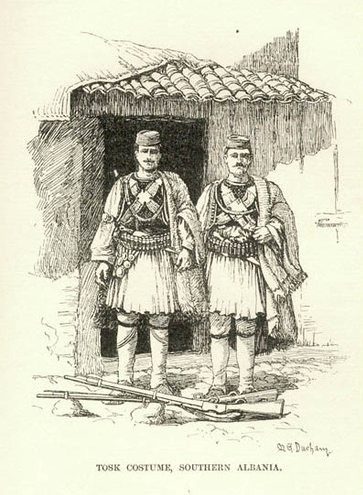 Tosk Albanians