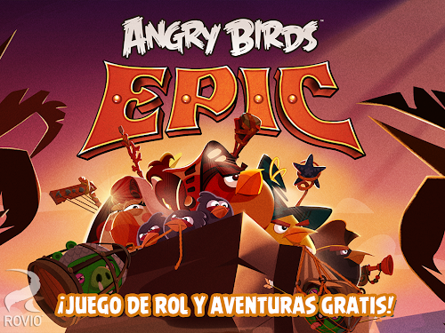 Angry Birds Epic v.1.0.12