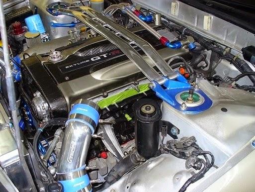 Nouveau moteur sans turbo