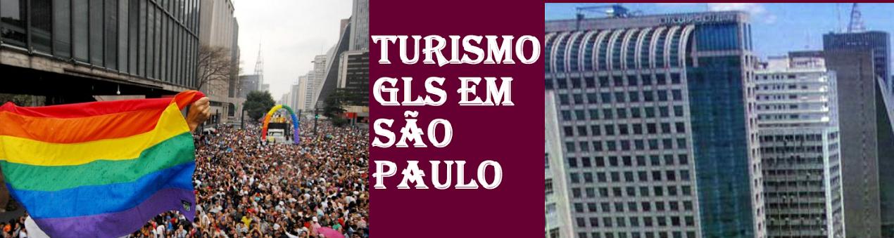 Turismo GLS em São Paulo - Roteiro gay em São Paulo