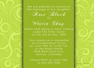 wedding cards affodable