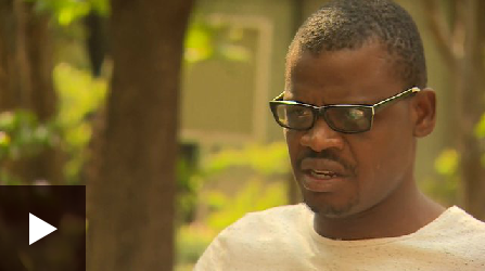 TB Joshua Building Collapse Survivor - 'It was the Table that Saved Me""