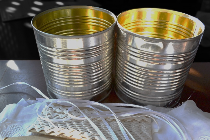 Let it shine tin can craft projects for Tin cans for crafts