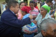 Comedores Económicos continúa repartos de alimentos