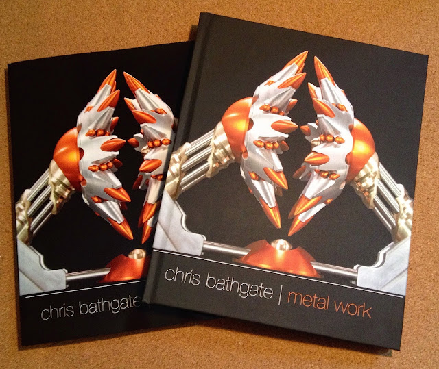 Chris Bathgate, Sculpture Book, MachinArt