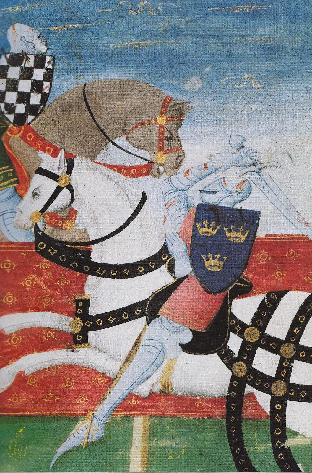 Les notes de mati res d 39 cole des artistes peignent des - Tristan le chevalier de la table ronde ...