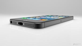 Фото предварительного релиза Apple iPhone5