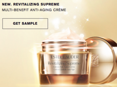 Free Sample by Estee Lauder