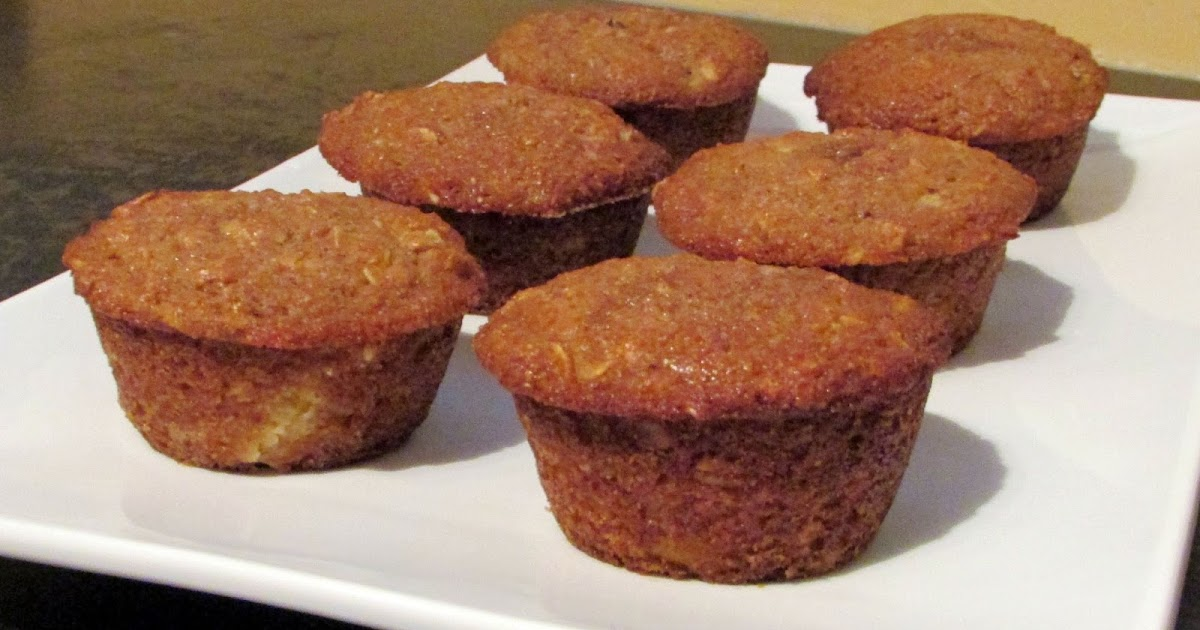 Cooking with Carlee: Whole Grain Maple Peach Muffins with ...