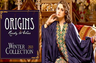 Origins Ready-to-Wear Winter Collection 2013-2014