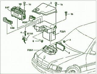 October 2012 ~ Mercedes Fuse Box Diagram
