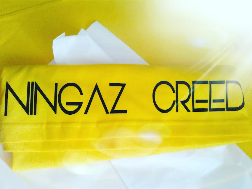 Shop Our Fashion Closet for the latest feature by Ningaz Creed