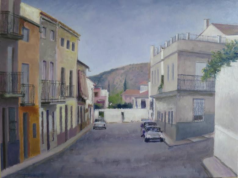 Calle Silera; Fuerte del Rey, Jaén (12P)