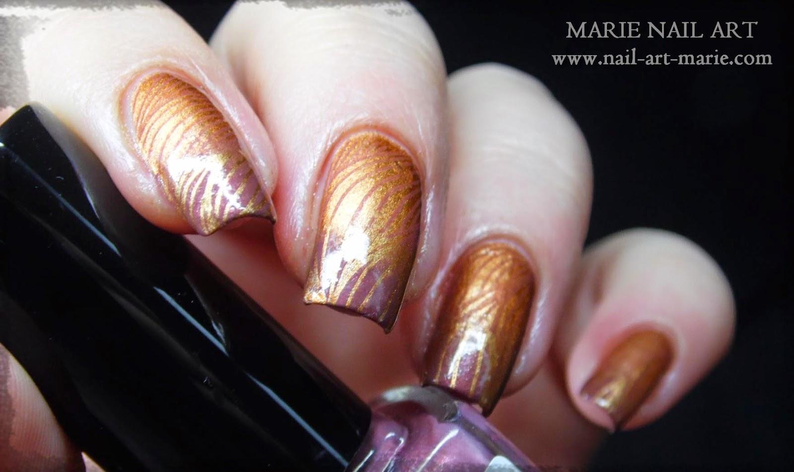 nail art double dégradé6