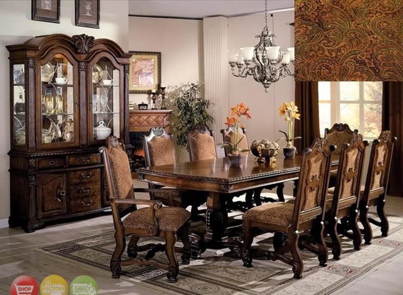Formal Dining Room Set, Modern Formal Dining Room  Home Decorating