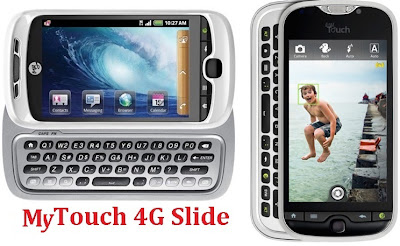 MyTouch 4G Slide' Specification reveals better Camera than iPhone 5