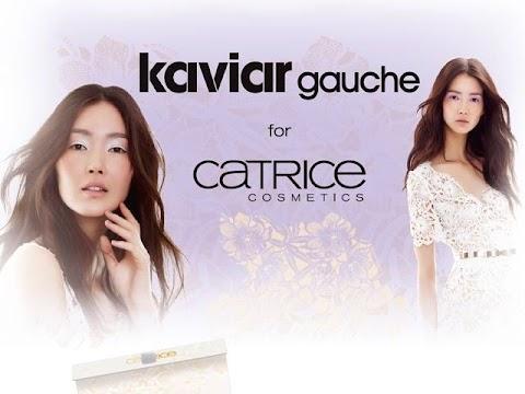 Catrice Kaviar Gauche Vasara 2015 Riboto leidimo kolekcija (anonsas)