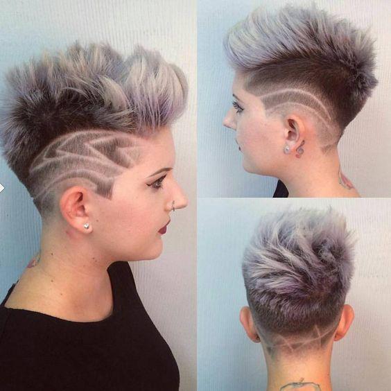Extreme Cuts And Hair Tattoos The HairCut Web