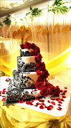 Edward and Pauline's Wedding Cake