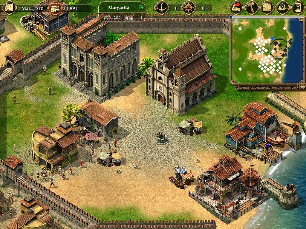 Port Royale (2003) Free Game Download