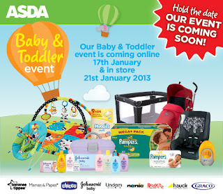 kids to do asda baby toddler event. Black Bedroom Furniture Sets. Home Design Ideas