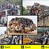 مجموعة من الصور الطريفة لظاهرة التسطيح أعلى المواصلات العامة