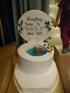 Funny Birthday Cakes Photo