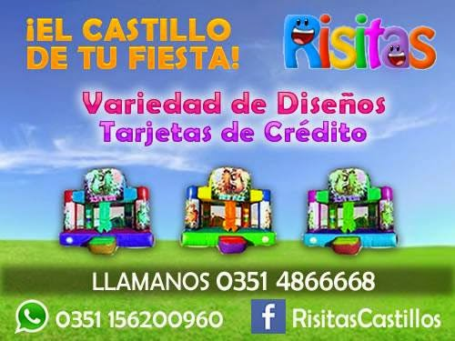 Risitas Castillo Inflables