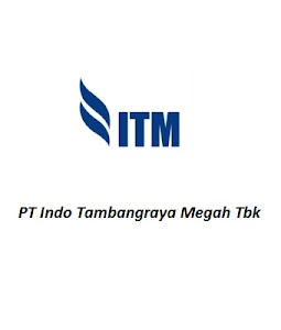 Lowongan Kerja PT Indo Tambangraya Megah