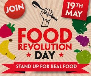 Food Revolution Day!