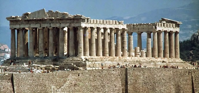 Partenón 447 aC - 432 aC