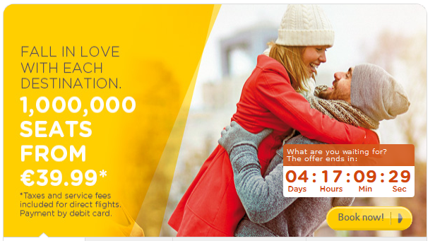 Vueling Low Cost offers