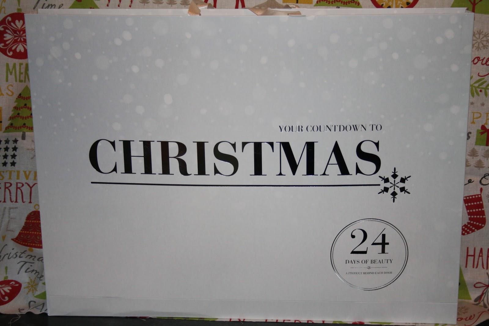 The Tesco Calendar Outer Bag
