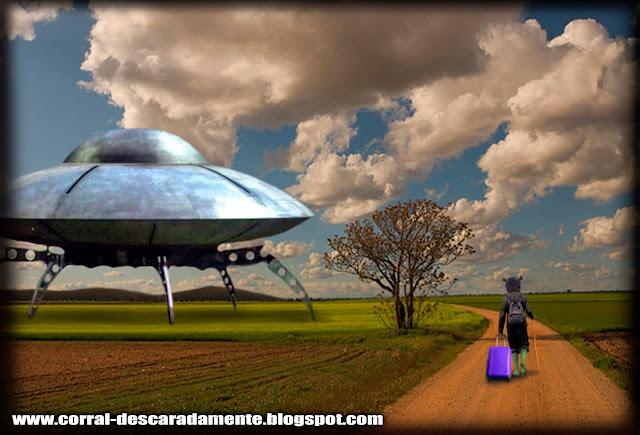 Reflexiones de unos extraterrestres sobre las elecciones de 2015