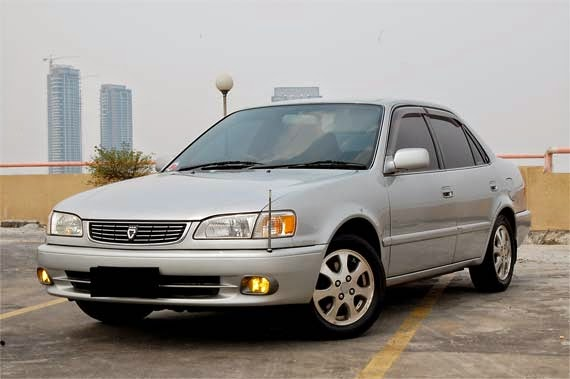 Pilihan Mobil Sedan Bekas harga 80-100 Jutaan