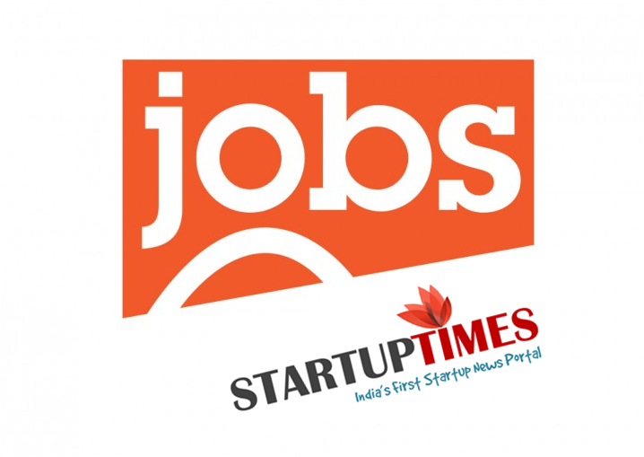 startup jobs india