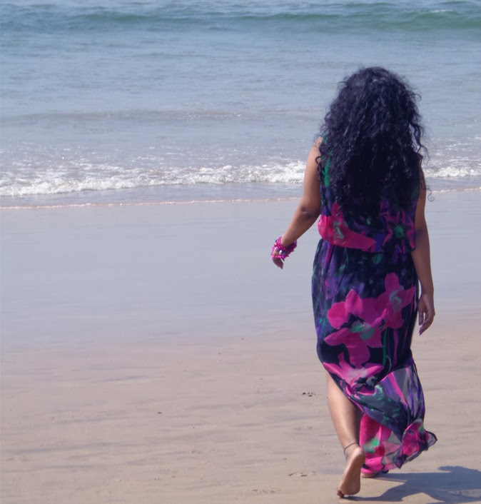 { Beach Ready - Maxi Dress } | The Style Cocktail | Indian Fashion Blog | Indian Lifestyle ...