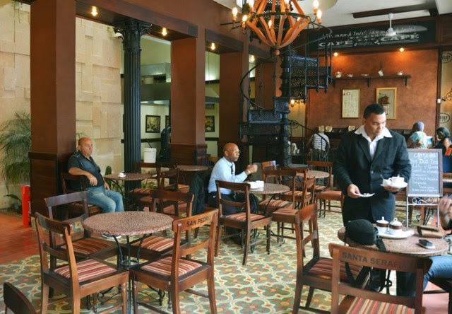 Café O´Reilly, una cita romántica y mágica en la Habana Vieja