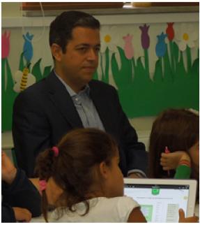 O Υφυπουργός Παιδείας...