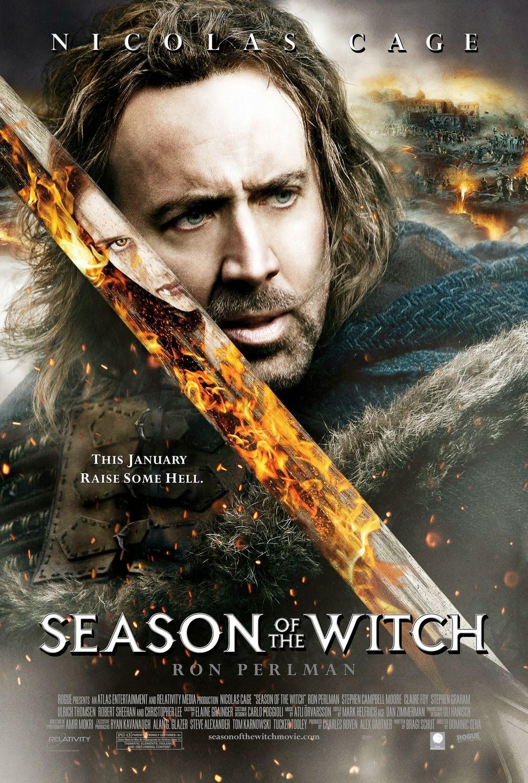Thời Đại Phù Thủy - Season Of The Witch (2011)