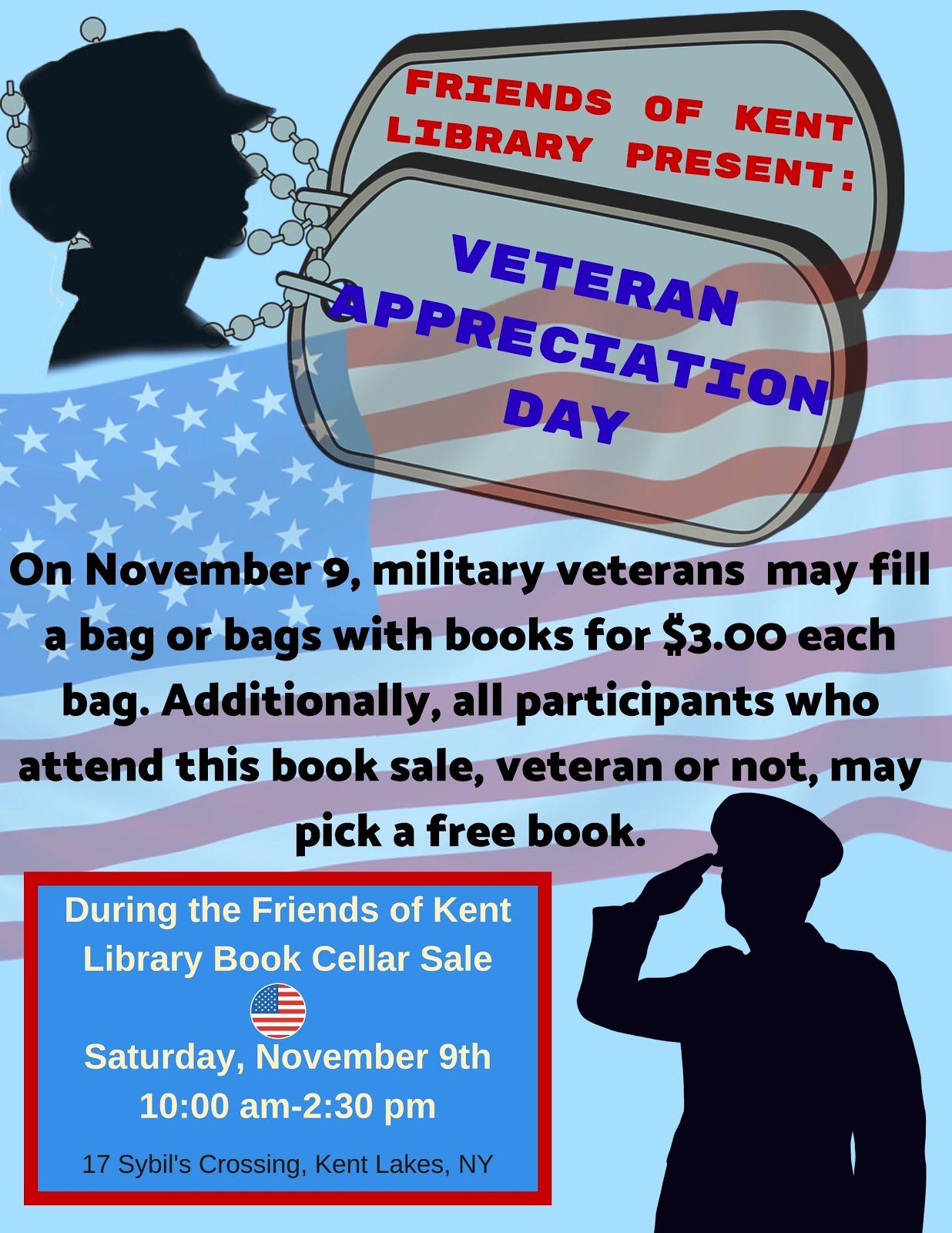 Veteran Appreciation Day!