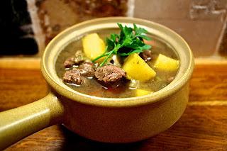 Nordic Reindeer Soup