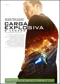 Carga Explosiva - O Legado Torrent (2015)