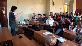 Лекция для студентов и преподавателей дефектологического факультета  в Самаре