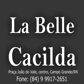 LA BELLE CACILDA